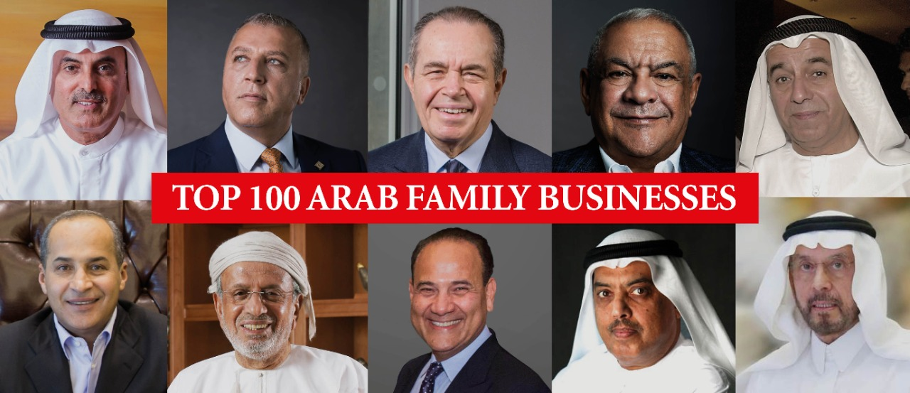 Forbes: Top 100 Arab Family Businesses In The Middle East 2020