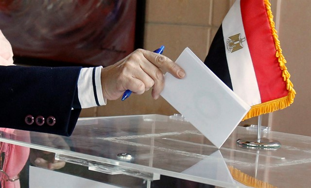 Egypt sets date for senate elections