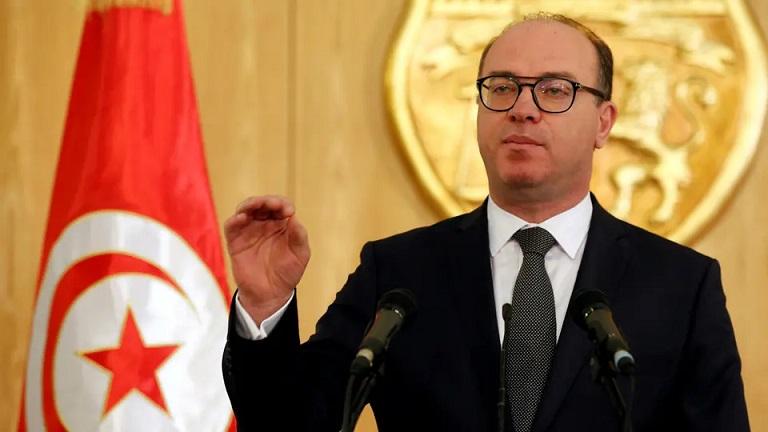 Tunisian Prime Minister Elyes Fakhfakh
