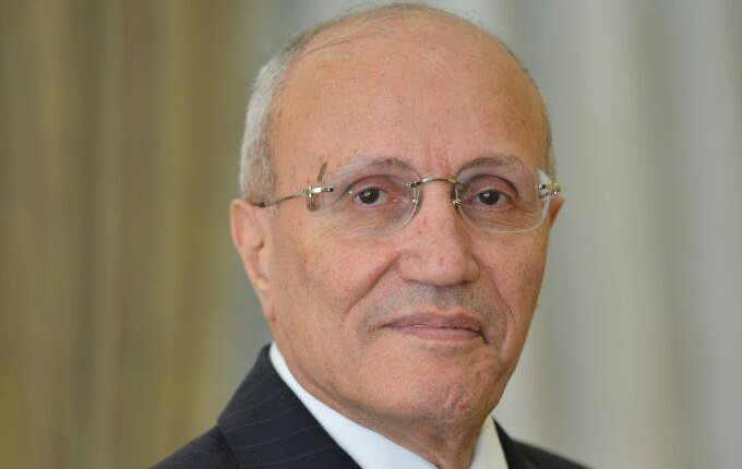 Mohamed al-Assar, the minister of military production in Egypt