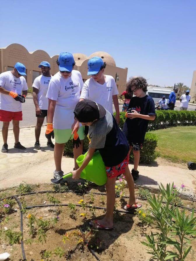Egyption Developer OUD Organises OC Environmental Day In Marsa Allam