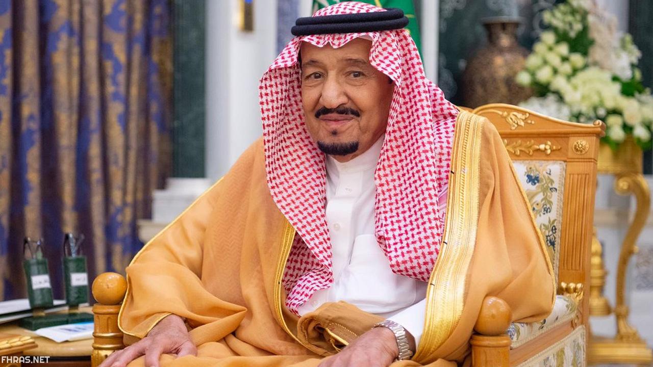 Saudi Arabia's King Salman bin Abdulaziz