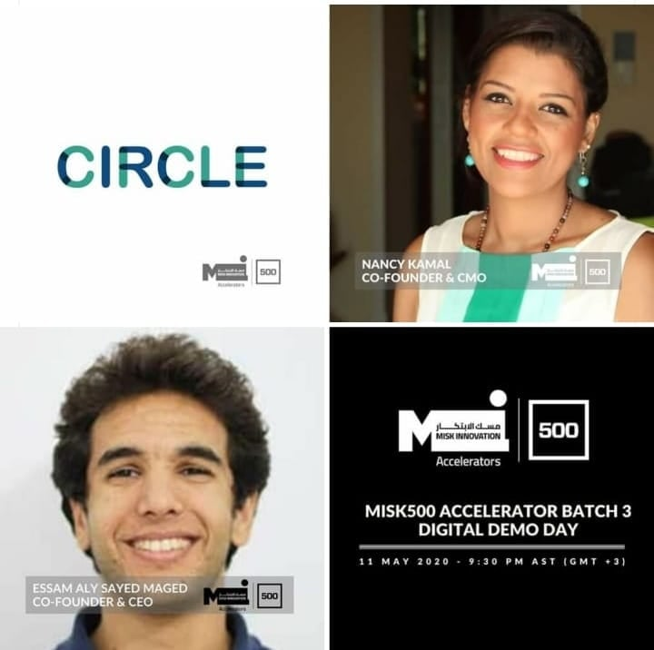 Property Management App Circle Announced 'Best of Ecosystem' Winner in Egypt At The AfricArena Virtual Startup Pitch Series 2020