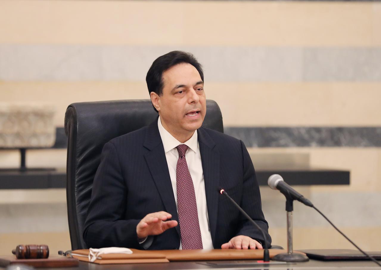 رئيس الوزراء اللبناني
