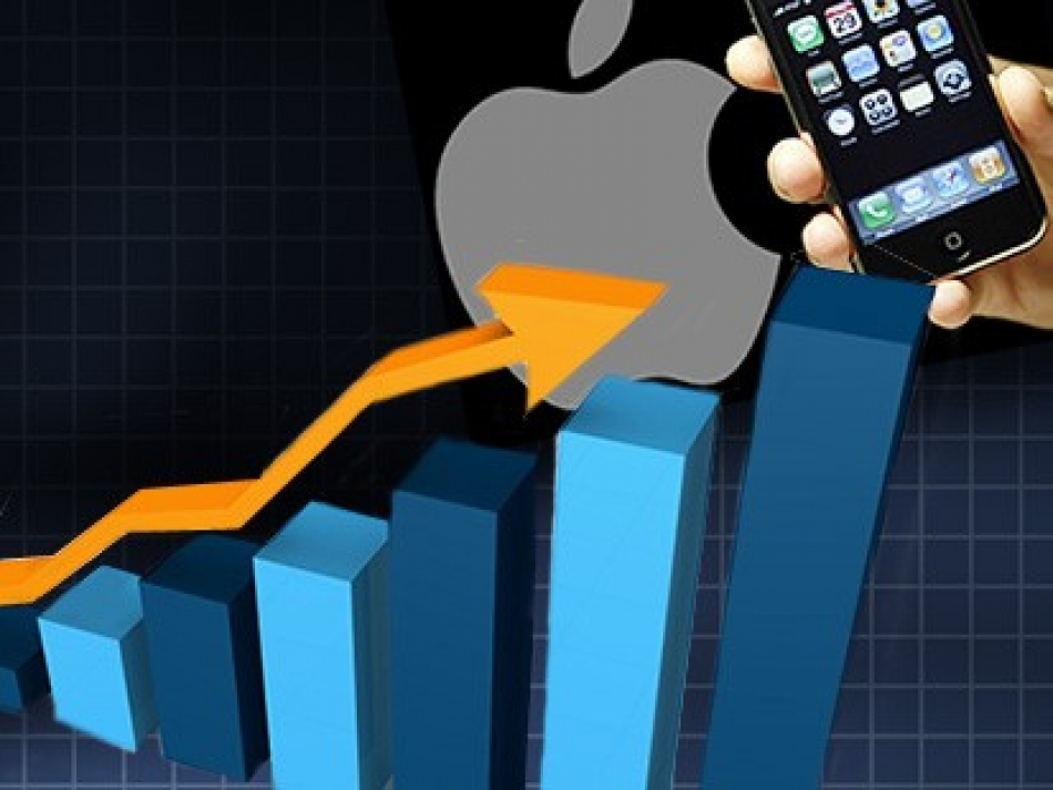 Apple tops Saudi Aramco