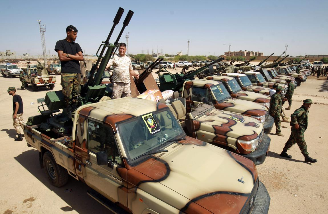 East Libyan forces dismiss ceasefire push by rivals