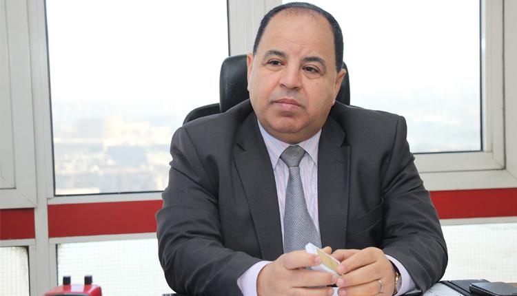 Finance minister Mohamed-Mait