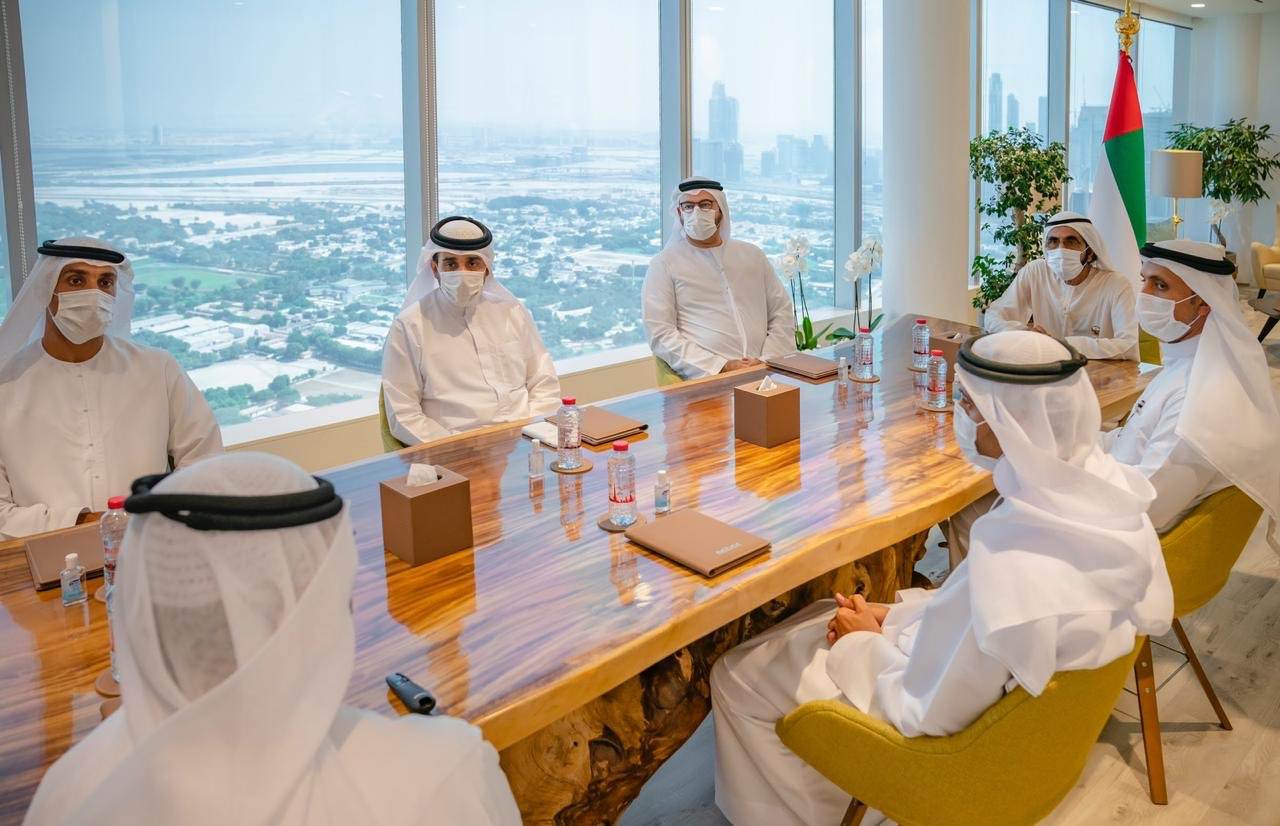 Dubai Ruler: UAE To launch New Space Mission To Explore Moon