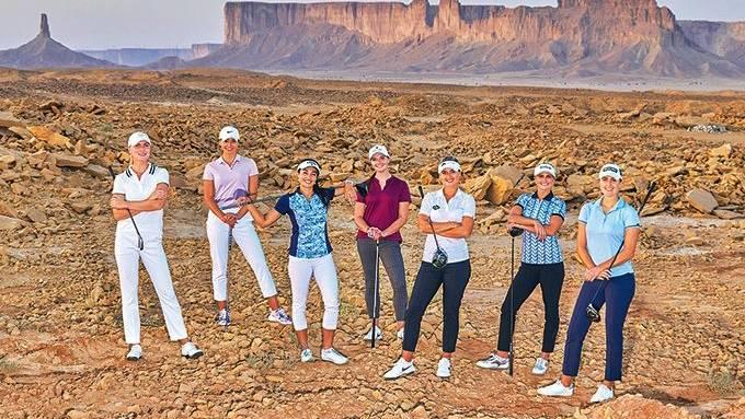 Saudi Arabia to host two ladies professional tournaments