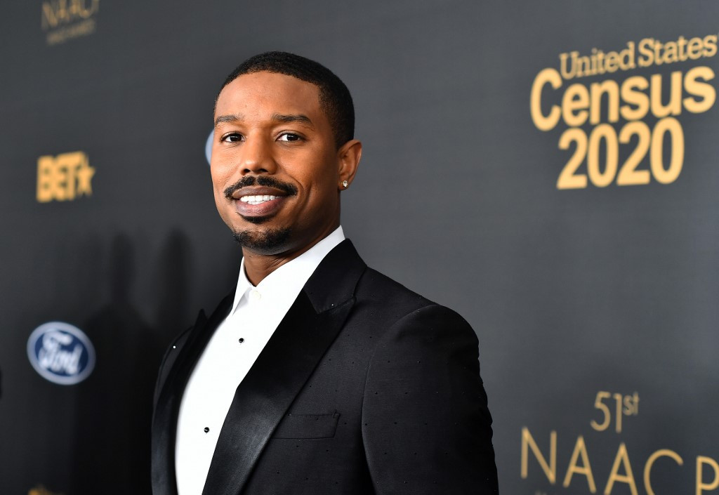 Michael B. Jordan named People magazine's 'sexiest man alive