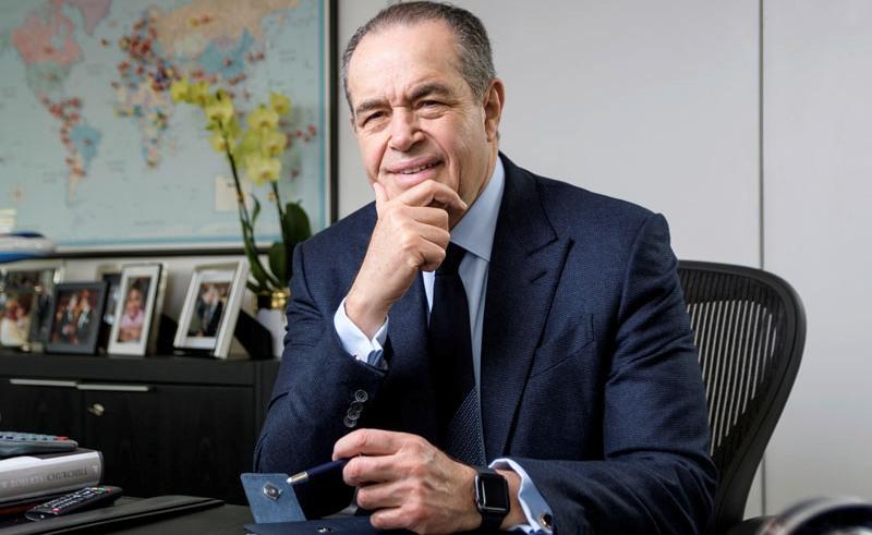 Egyptian Billionaire Mohamed Mansour