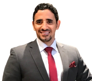 Dr. Mohamed Abdulzaher AIJRF's president, and a pioneer of Artificial Intelligence Journalism