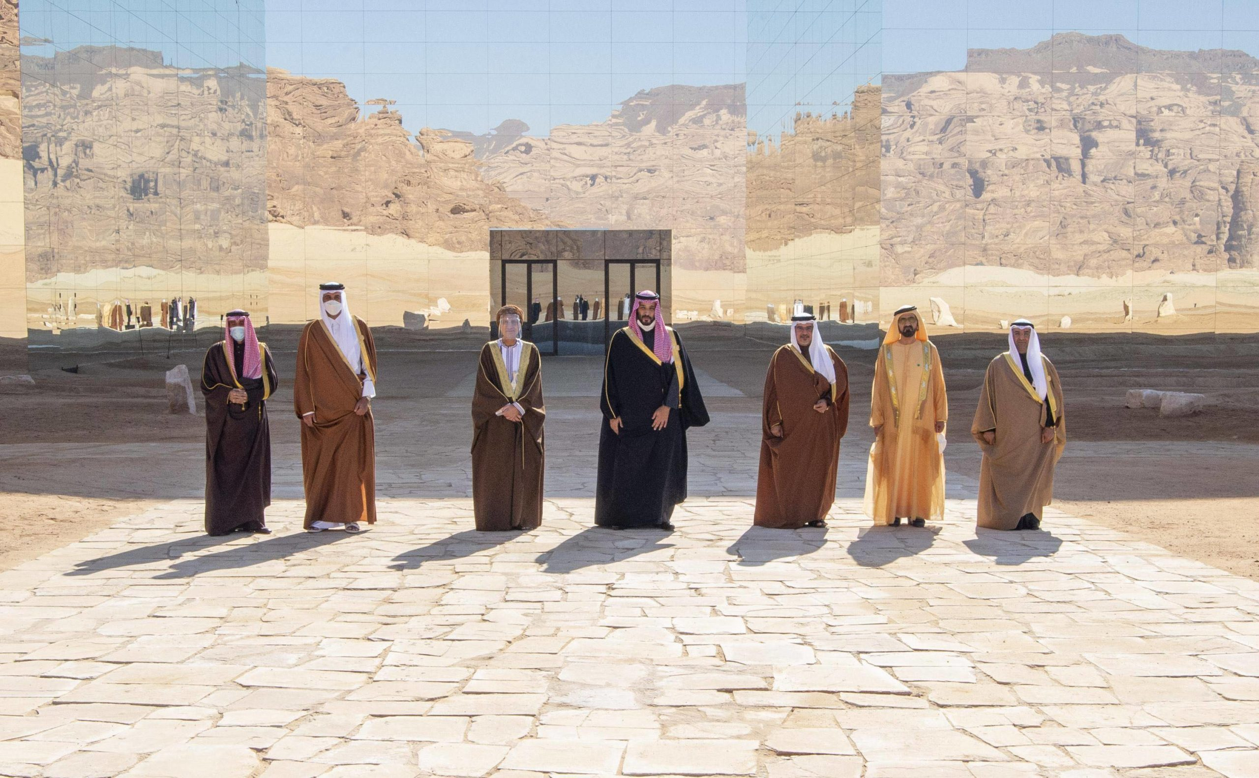 Full transcript of AlUla GCC Summit Declaration