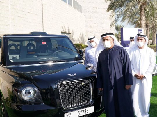 Iconic 'London Taxi' model is set for trial launch in Dubai
